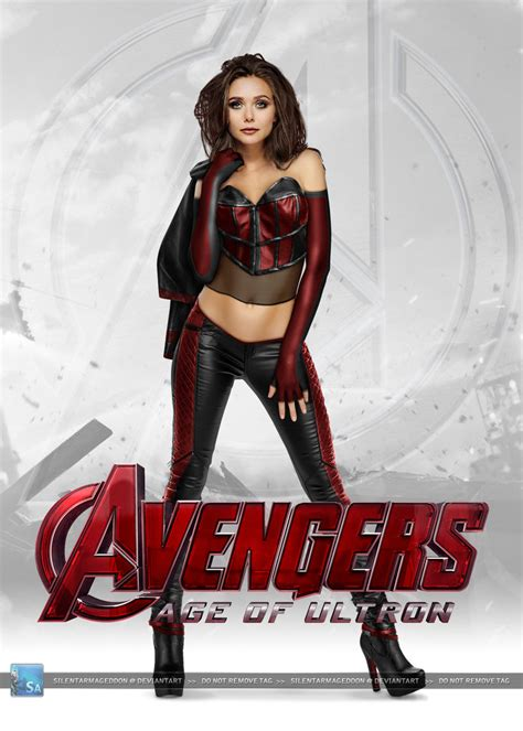 official scarlet witch thread page
