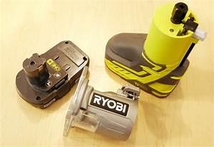 Ryobi P601 Cordless Trim Router Review