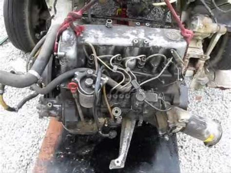 conversion moteur mercedes mb vers  youtube