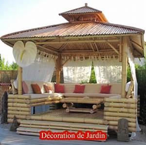 Jardin Deco Exterieur : decoration bois exterieur jardin deco pour jardin pas cher ~ Teatrodelosmanantiales.com Idées de Décoration