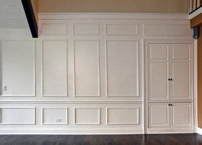 Raised Panel Wall Molding by Wall Moulding For The Home 펜트하우스 아름다운 집 집
