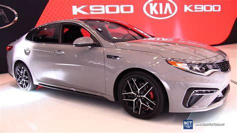 Kia Turbo 2019 by 2019 Kia Optima Turbo Exterior And Interior Walkaround