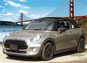 Car Review  Heels On Wheels Review   2017 Mini Convertible