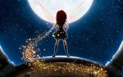 moon and stars fairy l disney the pirate fairy wings sword stars moon wallpaper