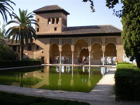alhambra andalusian architecture heritage feeling give