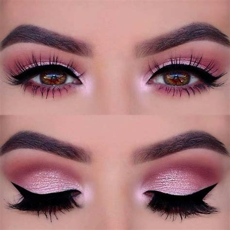 beautiful makeup ideas  prom pictures