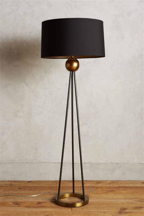 25 Absolutely Not Boring Tripod Floor Lamp Designs