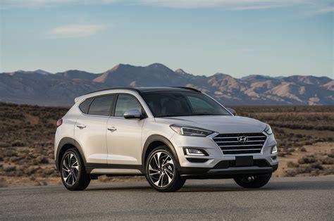 2019 Hyundai Tucson First Look Goodbye Turbocharger