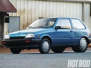 1988 Chevy Sprint - Start To Finish