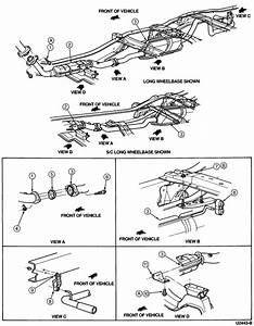 I Have A 1996 Ford Ranger 2 3l Engine  The Connection Between The Catalytic Converter Pipe And