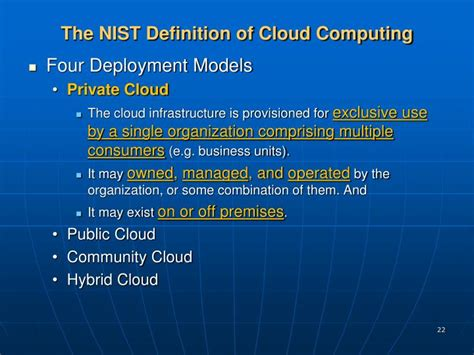 cloud definition ppt a presentation at ieee fort wayne section june
