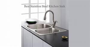 Best Stainless Steel Kitchen Sink Of 2020
