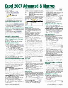 excel 2007 keyboard shortcuts cheat sheet pdf cheat With cheat sheet template excel