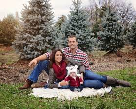 christmas family portraits sheets photography