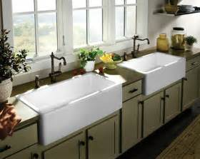 farmhouse faucet kitchen all about farmhouse kitchen sinks sink spotlight the kitchn