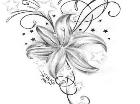 Blumen Tattoo Motive. Tattoo Mit Blten. Blume Tattoo