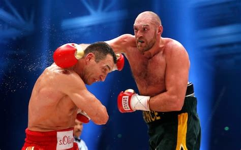 Tyson Fury | Top 10 British heavyweight boxers of all time ...