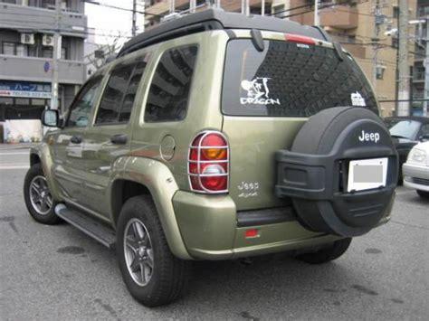 jeep cherokee kj renegade  sale japanese