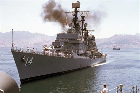Destroyer Photo Index DL-14 / DLG-14 / DDG-45 USS DEWEY