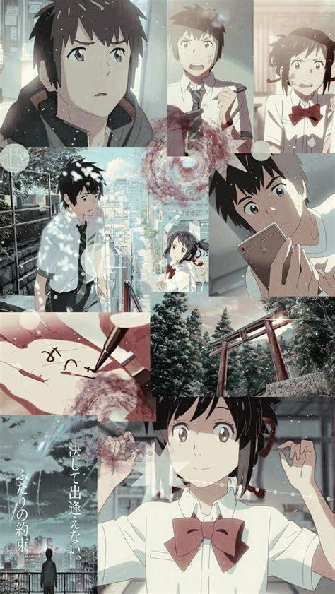 anime kimi  na wa   wallpaper lockscreen hd