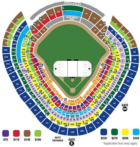 rangers nhl stadium series yankee stadium  seating chart tickpick