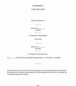 Widerrufsformular Muster Pdf : widerruf einer vollmacht muster vorlage word und pdf ~ Eleganceandgraceweddings.com Haus und Dekorationen