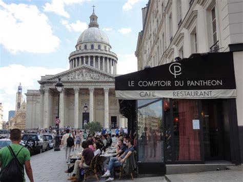 Le Comptoir Du Pantheon by 5 недорогих кафе для завтрака в париже Info