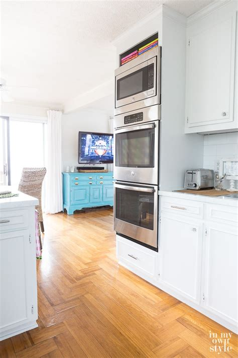 Diy Kitchen Makeover Completion + Cost Breakdown  In My