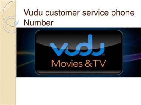 line phone number vudu customer service phone number