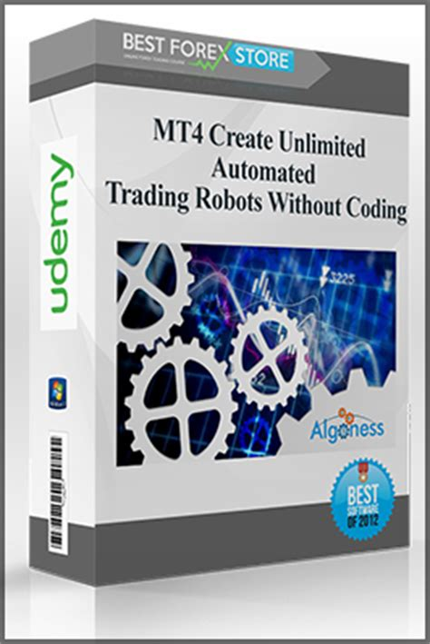automated trading mt4 create unlimited automated trading robots without coding