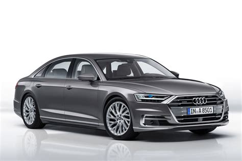 Audi A8 by CAR Magazine