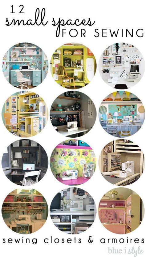 Best 25+ Small Sewing Space Ideas On Pinterest Small