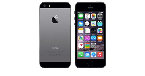iphone 5s phone apple iphone 5s 32gb for metropcs in gray excellent