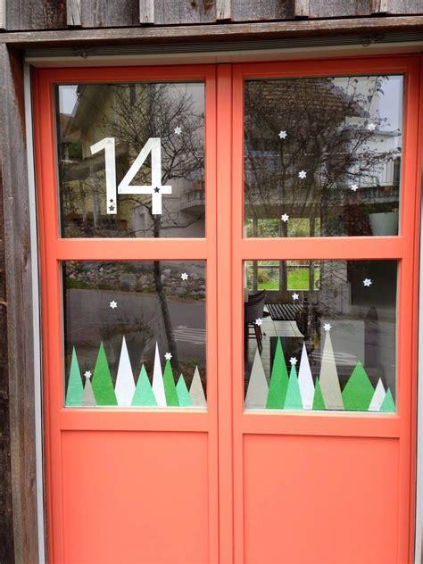 Weihnachtsdeko Fenster Sprühen by Adventsfenster Basteln In Der Winterzeit Fensterdeko