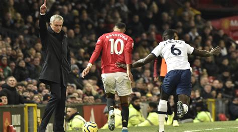 Manchester United vs Tottenham Hotspur, Premier League ...
