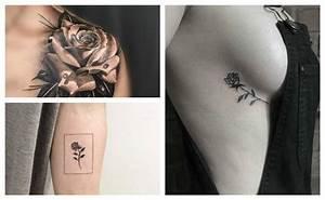 Tatuajes de rosas para hombres y mujeres, historia y significado