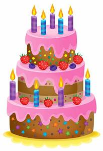 Cute Cake PNG Clipart Image   Clipart - cakes   Pinterest ...