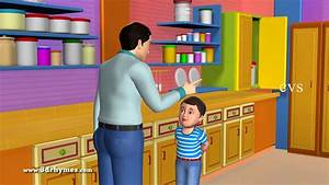 Johny Johny Yes Papa Poem - 3D Animation English Nursery ...