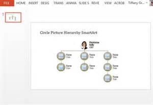 Free Organizational Chart Template PowerPoint