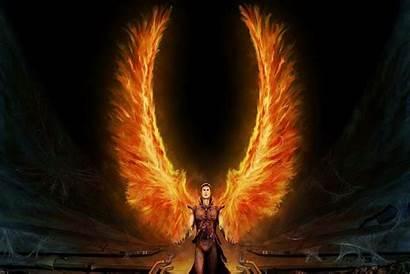Wings Fire Angel Alas Zodiac Superpower Often
