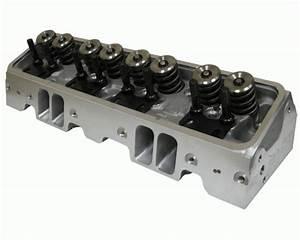 Afr 180cc Lt1 Sbc Chevy Aluminum Eliminator Cylinder Heads