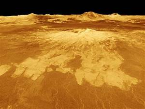 Volcano on Venus | NASA