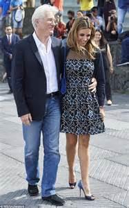 2017 Richard Gere and Girlfriend