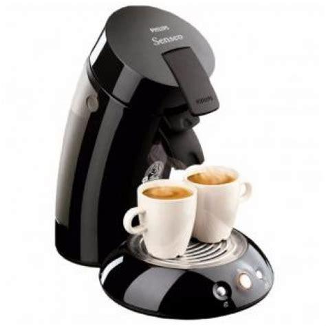 PHILIPS SENSEO HD781060 Kaffee Padmaschine schwarz neu