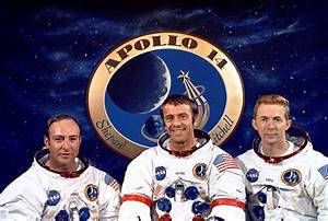 Crew Apollo 14