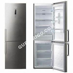 Frigo 1 Porte Gris : refrigerateur congelateur samsung no frost table de cuisine ~ Melissatoandfro.com Idées de Décoration