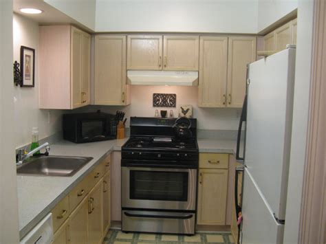 Photos Galley Kitchen Makeover  Knock It Off!  The Live