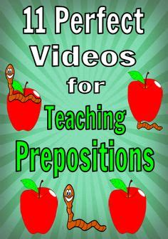 preposition activities images prepositions
