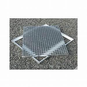Grille Caillebotis Acier Galvanisé : cadre acier galva pour caillebotis en corni re de 45 ~ Edinachiropracticcenter.com Idées de Décoration