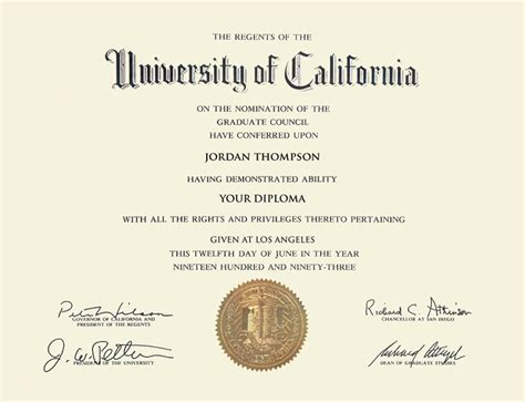 university  california los angeles tassel edition